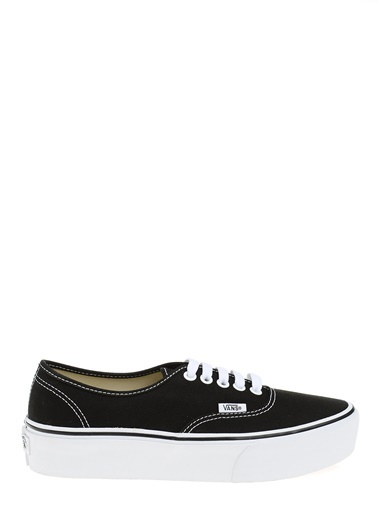 Vans Ua Authentic Platfor Siyah